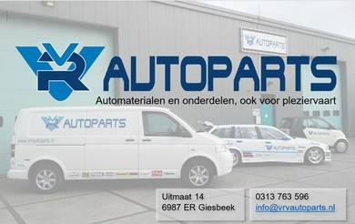 Advertentie VRV Autoparts