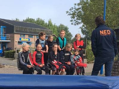 wsv-giesbeek-cadet-team